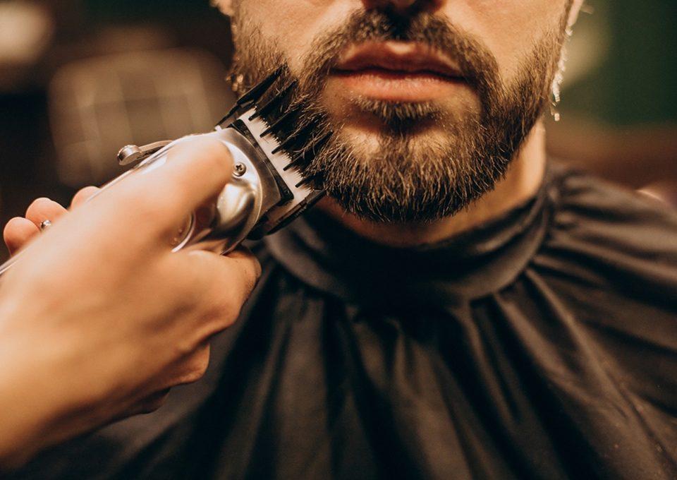 baffi e barba